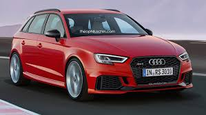 audi rs3 sportback for sale usa audi rs3 sportback will look like this