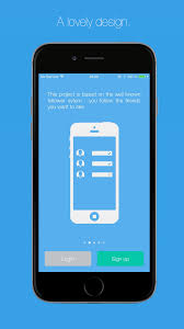 buy social network template app ios android chat and social