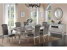 silver dining room antique silver dining set shop for affordable home furniture