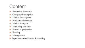 business plan perfume startup or business plan sample