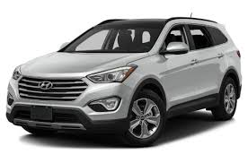 suv of hyundai hyundai santa fe sport utility models price specs reviews