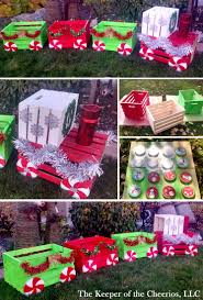 Outdoor Christmas Decoration by Diy Christmas Crate Train Craft For Outside Diy Christmas Ideas