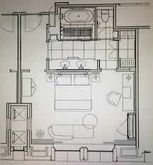 St Regis Residences Floor Plan The St Regis Osaka Grand Deluxe 51sq M Top View Pinterest