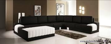 Modern Sofa Sets Popular Black Leather Sofa Set Buy Cheap Black Leather Sofa Set