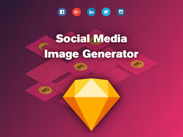 social media icons banner template buttons badges ad sizes