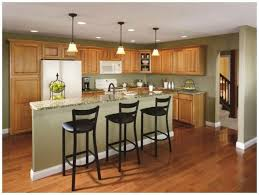 attractive kitchen colors with light cabinets also 2 tier fruit