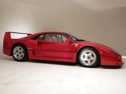 f40 auction unique f40 fails to sell at auction