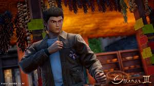 they u0027re all dead behind the eyes in shenmue 3 u0027s first teaser