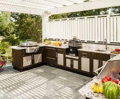 indoor kitchen luxury outdoor kitchens myamazingyard com