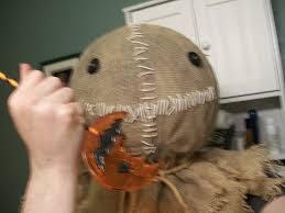 trick r treat sam mask by fullmetalotakudck on deviantart