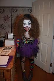 Creepiest Halloween Costumes Scary Clown Costume Nice Job Wow Creepy