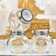 favor jars glass candy jars candy jars things favors