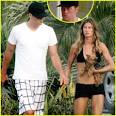 Gisele Bundchen & Tom Brady: Pharmacy Run | Gisele Bundchen, Tom ...