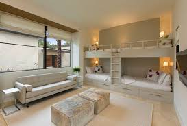 Inspirational Examples Of BuiltIn Bunk Beds CONTEMPORIST - Kids built in bunk beds