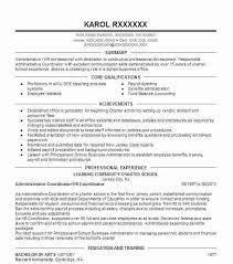Hr Professional Resume Sample Coordinator Sample Resume Safety Coordinator Resume Example