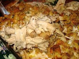 chicken or turkey casserole recipe mix chicken