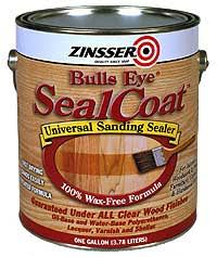 Hardwood Floor Sealer Zinsser Bull U0027s Eye Sealer Hardwood Floor Refinishing In Ri