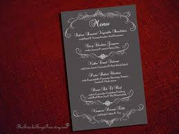 menu card templates table menu template templates franklinfire co