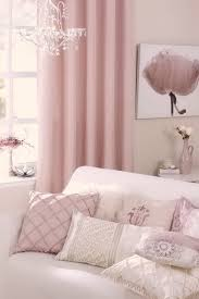 Dusty Pink Curtains The Vintage Charm Of Pink Curtains Pink Curtains Curtains And Pink