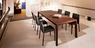 Knoll Dining Table by Contemporary Dining Table Wooden Rectangular Andoo By Eoos