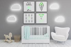 Nursery Decor Cape Town Nursery Combo Baby Green Every Detail