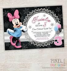 69 best minnie mouse invitations u0026 printables images on pinterest