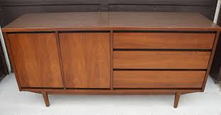 Heywood Wakefield Buffet Credenza by Mid Century Modern Credenza Picked Vintage
