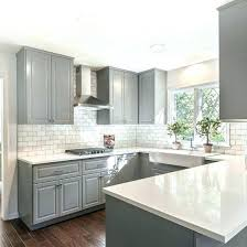 gray countertops with white cabinets gray countertops with white cabinets shades of neutral kitchens