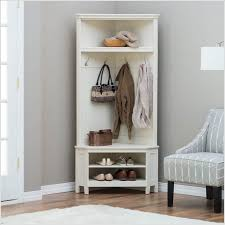 Pottery Barn Entryway Bench And Shelf Sometimes The Only Available Space In A Room Is A Corner That Can