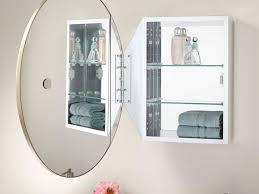 Bathroom Medicine Cabinets Recessed Bathrooms Design Bathroom Vanity Mirrors Bathroom Mirror Ideas