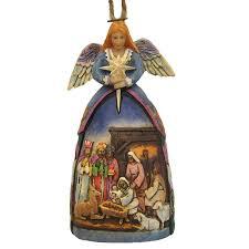 ornament nativity heartwood creek by jim shore 4005767