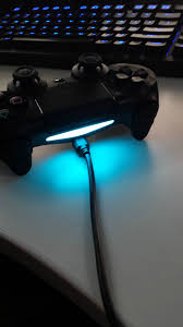 If You Use The Ps4 Controller On The Pc You Can Change The Color Of