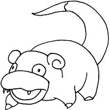 pokemon download omalovanky