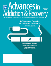 advances in addiction u0026 recovery spring 2016 by naadac the