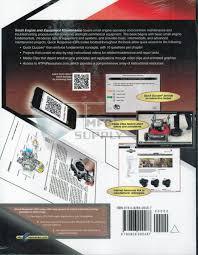 briggs u0026 stratton small engine u0026 equipment manual small engine
