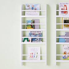 White Sling Bookshelf Children U0027s Bookcases U0026 Bookshelves Gltc