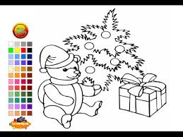 christmas presents coloring pages kids christmas presents