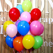 balloons wholesale 10 inch 2 2g matt wholesale promotional balloons lsf