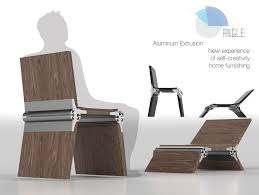 Alu Chair Design Ideas Angle Chair Ruishan Cao