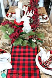 1362 best christmas tablescapes images on pinterest christmas