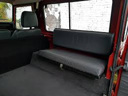 land rover defender interior 1988 land rover defender 90 low mileage olivers classics