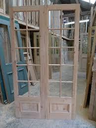 Salvaged French Doors - reclaimed doors reclaimed victorian front doors reclaimed and