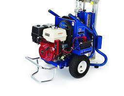 graco gh 733 big rig gas hydraulic airless sprayers