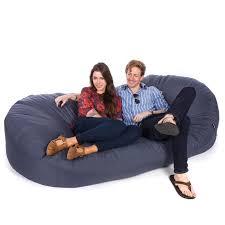 giant bean bag sofa bean bag sofa bed with pillow and blanket memsaheb net