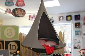 cacoon hammock chair for indoors and outdoors digsdigs