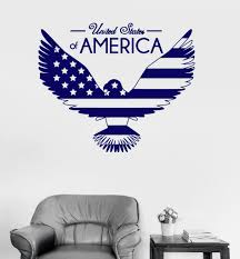 United States Map Wall Decal by Unit Decal Promotion Shop For Promotional Unit Decal On Aliexpress Com