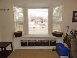 Build A Window Seat - window seats with storage in living room carameloffers