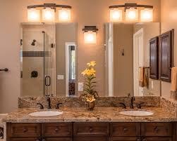 Fluorescent Bathroom Vanity Lighting Replacing A Fluorescent Light Fixture Bathroom Design Ideas