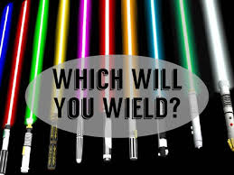 Light Saber Color Meanings What Color Would Your Lightsaber Be Playbuzz