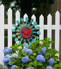 home company kaleidoscope on fence jpg